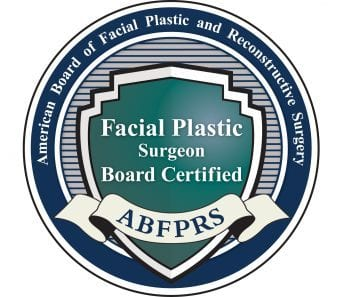 board-certified facial plastic surgeon cleveland ohio